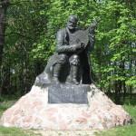 Ostap_Veresai_monument